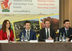 Ceres hosts event on striking gender balance in Irish agri-food