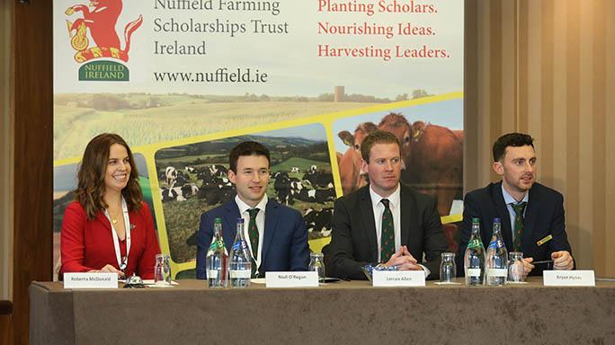 Ceres hosts event on striking gender balance in Irish agri-food