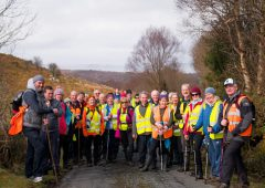 Walking festival generates income for rural community