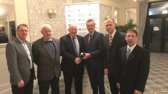 Changing of the guard in Laois IFA with tributes to outgoing chair