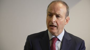 Calleary's attendance at golf event 'wrong and an error of judgement' – Micheál Martin