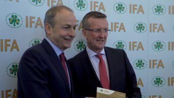 'CAP bill contingency be a tip priority for Micheál Martin' – IFA