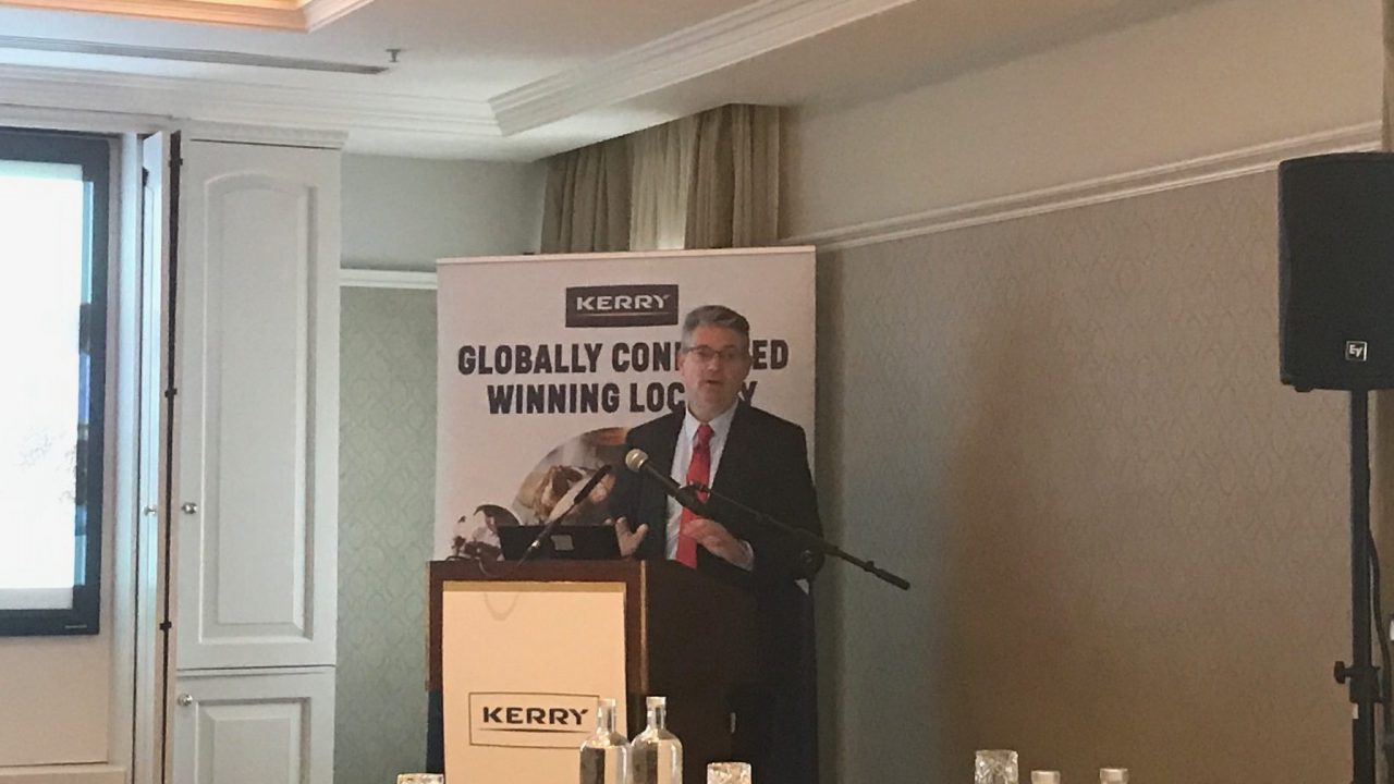 Sustainability 'underpinning everything consumer looks for' – Kerry Group