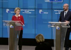 EU budget summit concludes inconclusively