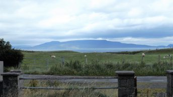 23ac property in Co. Mayo with cliff-side view…waiting to be bought