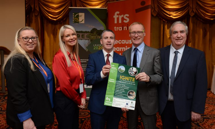 FRS and Meath Partnership to deliver free agri training