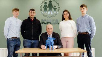 ICMSA announces winners of €6,000 John Feely scholarship