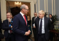 'I'm really worried about where Brexit is going' – Coveney