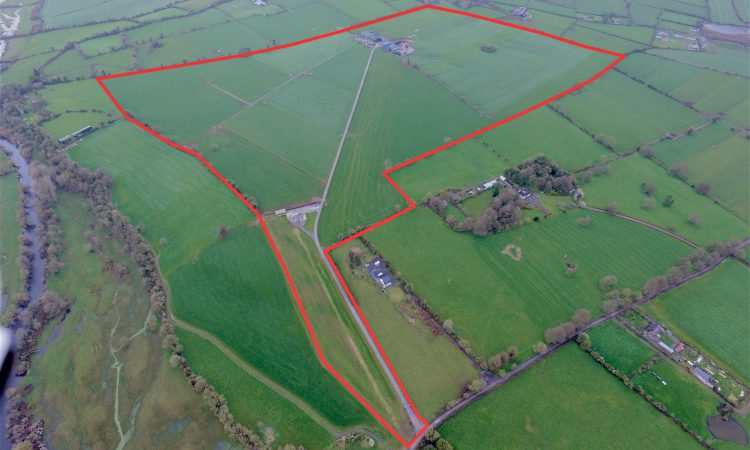 160ac residential dairy farm with 'Elton Series' soil on the market in the 'Golden Vale'