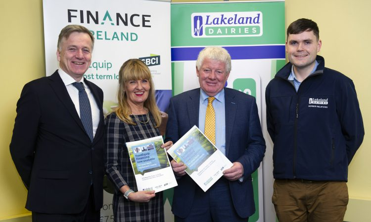 Lakeland Dairies launches farm equipment loan scheme