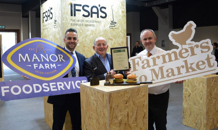Manor Farm receives top prize at sustainability awards