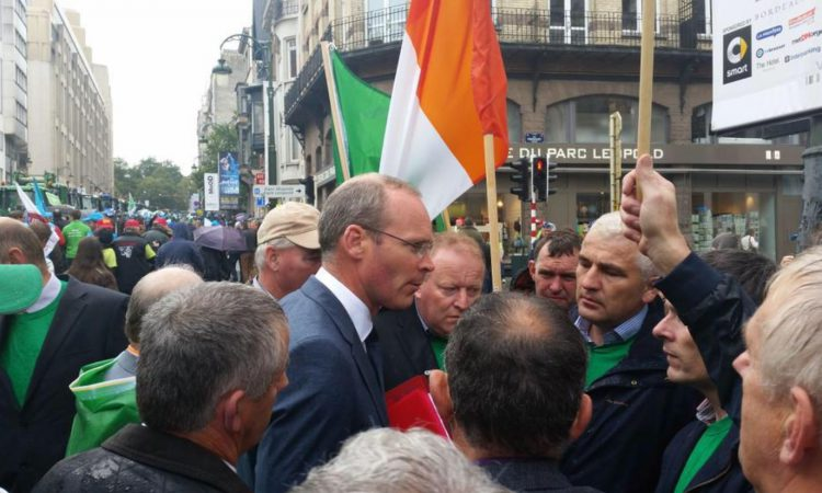 Coveney calls out 'sloppy', 'ill-informed' commentary on farming and climate change