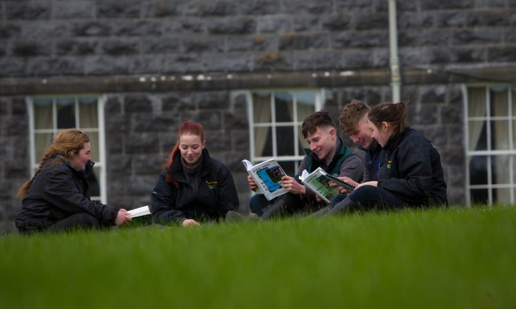 School leavers: Are you interested in a Teagasc course?