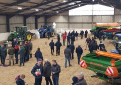 Promoting precision: Fertiliser spreading essentials outlined in Gurteen