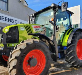 'Claas' acts set for show as machinery open days beckon