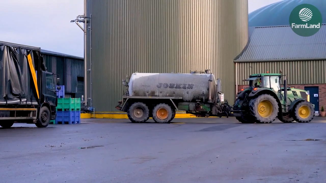 'Manure co-op' biorefinery to buy slurry from farmers