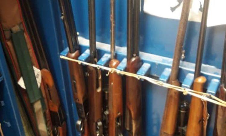 Gardaí seize unlicensed guns in firearm clampdown