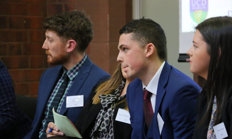 UCD smashes subsidy debate to come out tops at the Great Agri-Food Debate