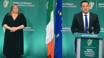 Taoiseach exempts 'farming activities' from tighter Covid-19 restrictions