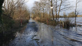 Fury over 'blatant inaction' as government votes against flood proposals