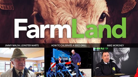 This week's FarmLand: Kilcullen Mart, carbon taxes and how to calibrate a seed drill