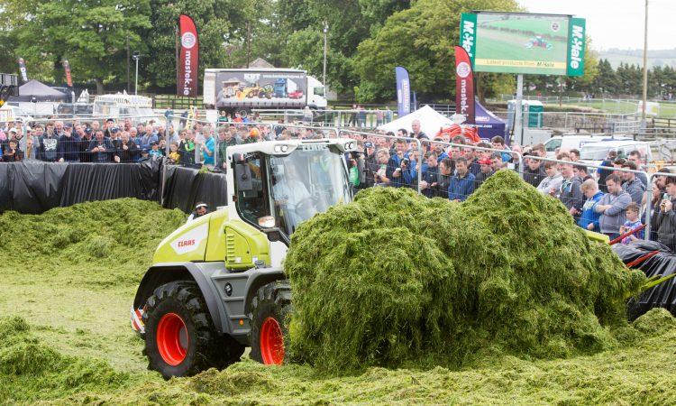 Preparations underway in Gurteen for Grass & Muck 2020