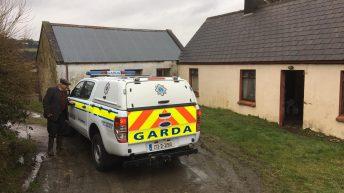 Gardaí mobilising to assist isolated rural elderly