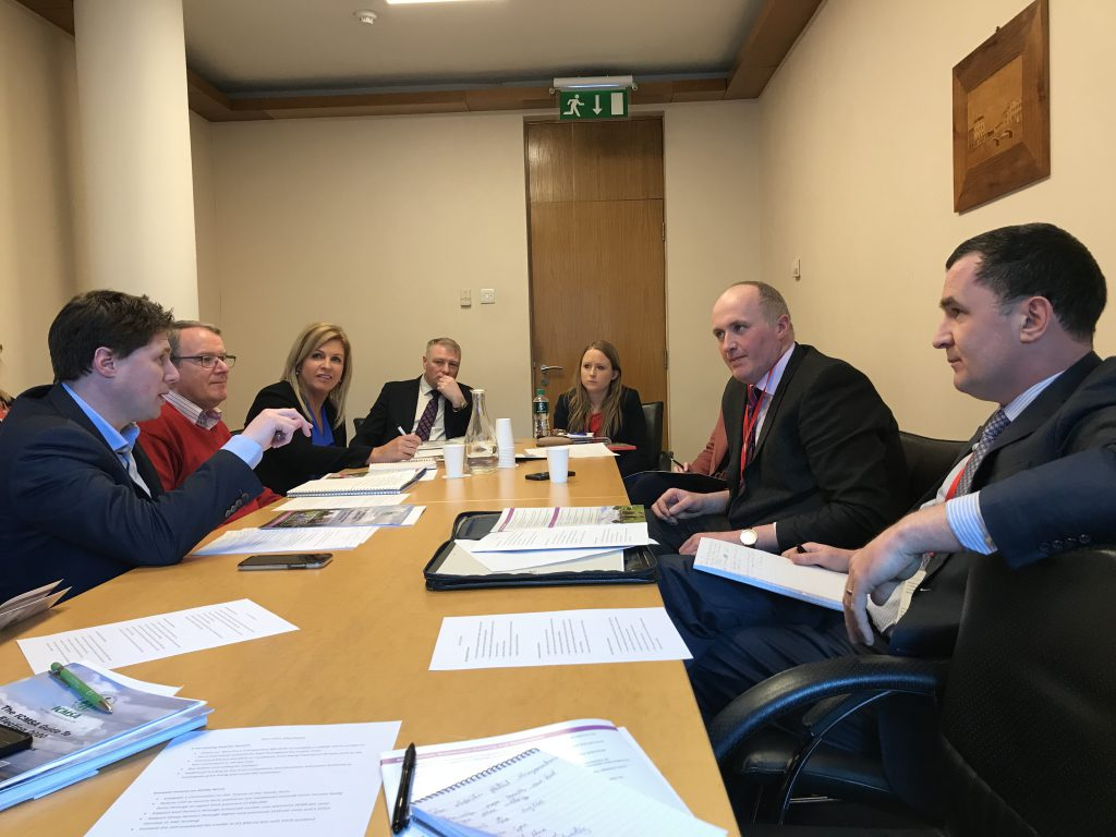 ICMSA meets Sinn Féin on farming and rural issues
