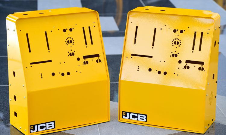 JCB to join 'national effort' to address ventilator shortage