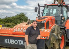 Maximum productivity: Spring forage and crop care solutions from Kubota