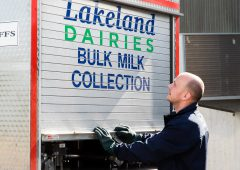 Lakeland Dairies increases its milk price for June supplies