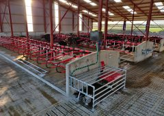Buildings focus: Milking 69 cows in a brand new robotic-milking system in Co. Laois
