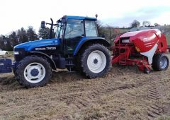 Video: Silage season gets underway in Co. Monaghan