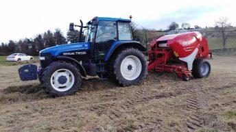 Video: Silage season gets underway in Co. Monaghan