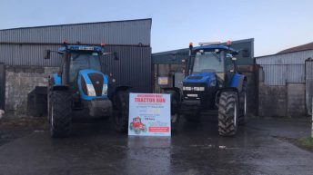 Tractor run to 'roll out' at Roscommon Mart this weekend