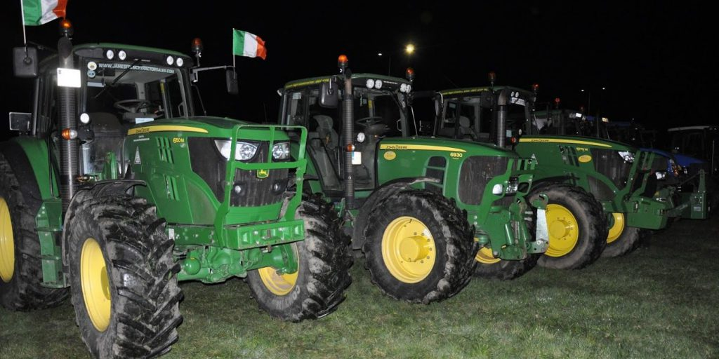 Image source Tractor Run Cork (once off)