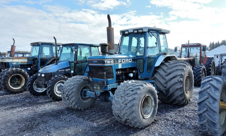 Pics: Bord na Móna to hold public auction of surplus machinery