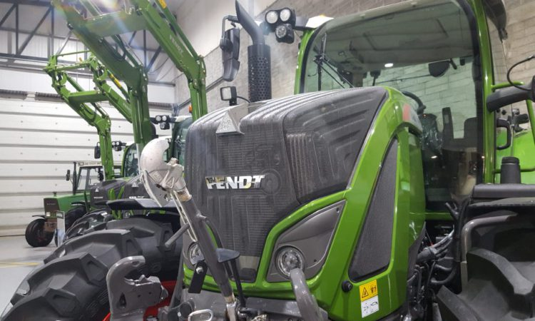 Fendt production suspended at 2 plants due to Covid-19