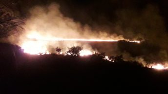 150ac of land damaged following gorse fire in Kerry