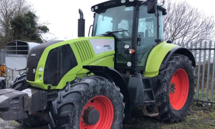 Weekend machinery auction cancelled due to Covid-19
