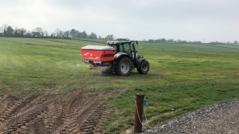 Grassland management: Time to catch up on fertiliser as deadline looms