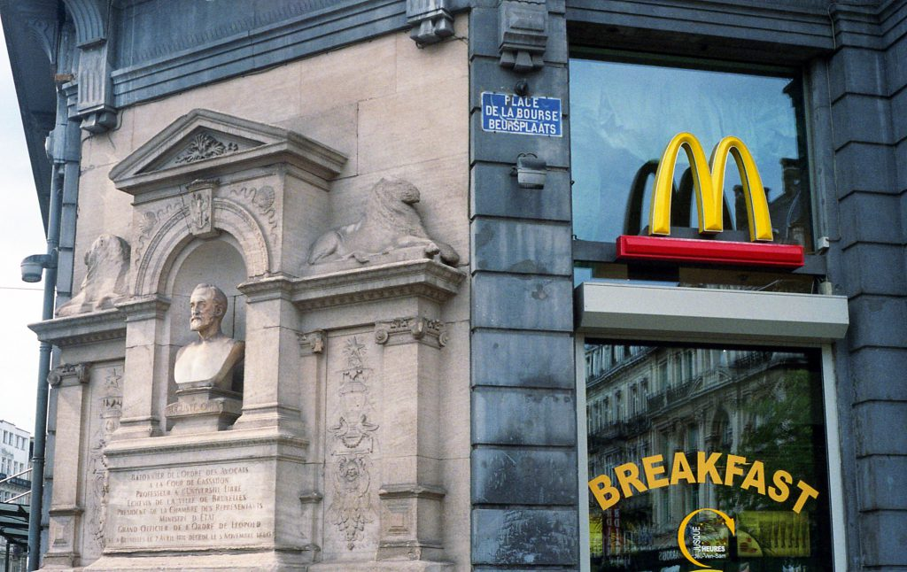 McDonald's reveal when walk-in takeaway service in Dundalk could return