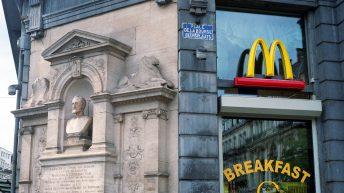 McDonald's to begin opening restaurants for takeaways