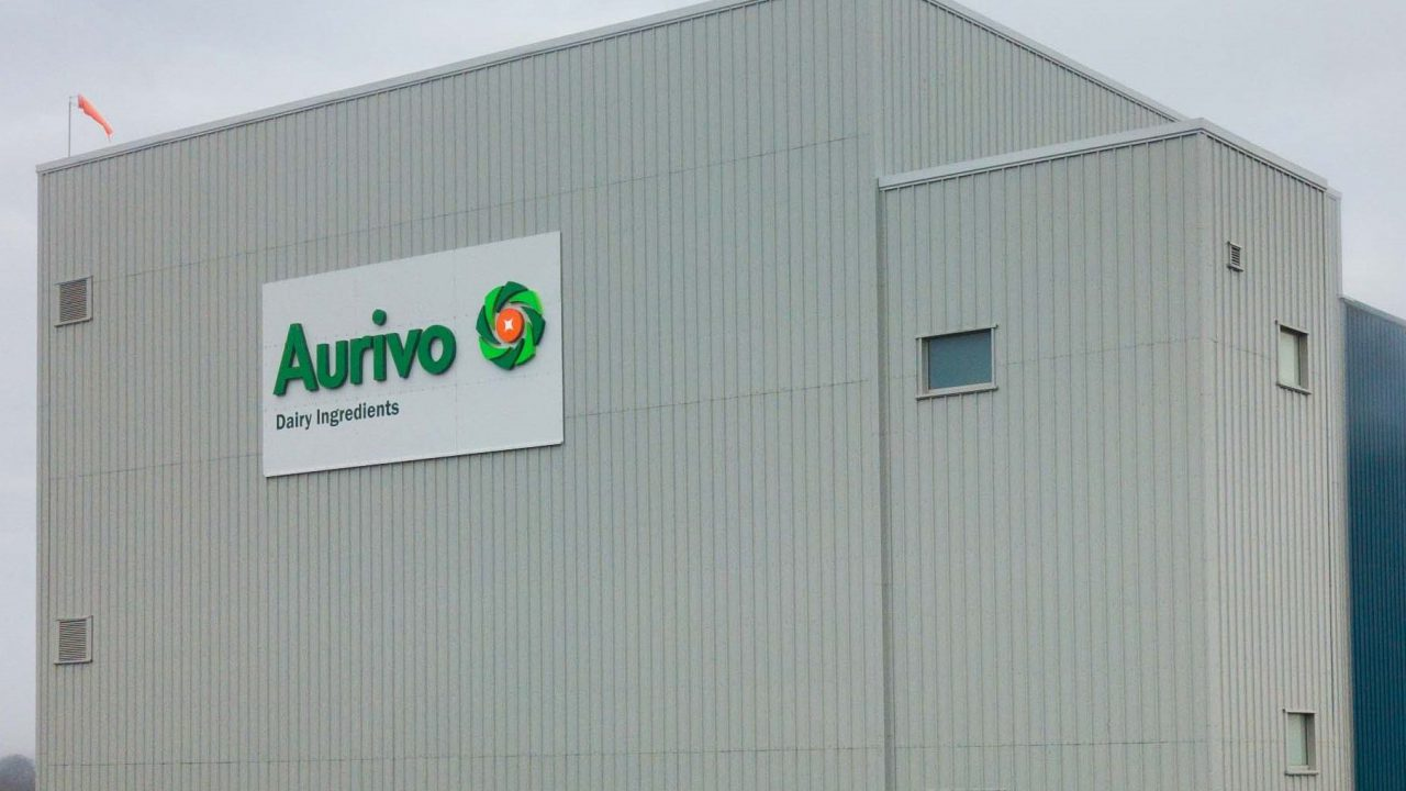 Aurivo cuts annual emissions from processing by 50%