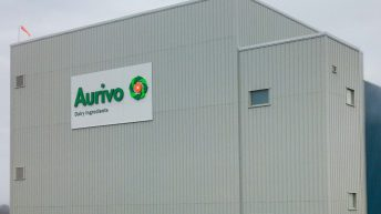 Aurivo holds milk price for May