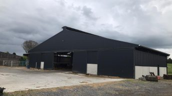 Buildings Focus: A new 3-bay, double-sided unit and handling facility in Co. Westmeath