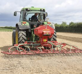 Germinal to cease cereal seeds and focus on forage