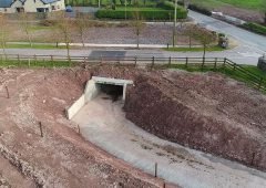 Infrastructure focus: Connecting 2 grazing blocks with a 50m long underpass in Co. Cork