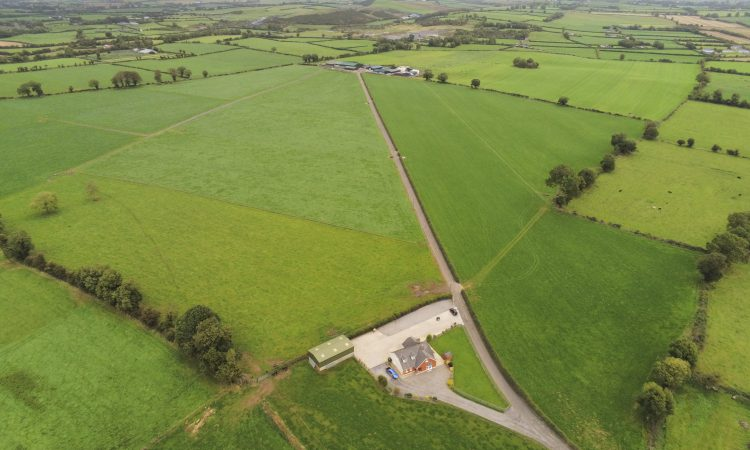 Farm sale: 'Investing in land is still a sure bet…in these uncertain times'