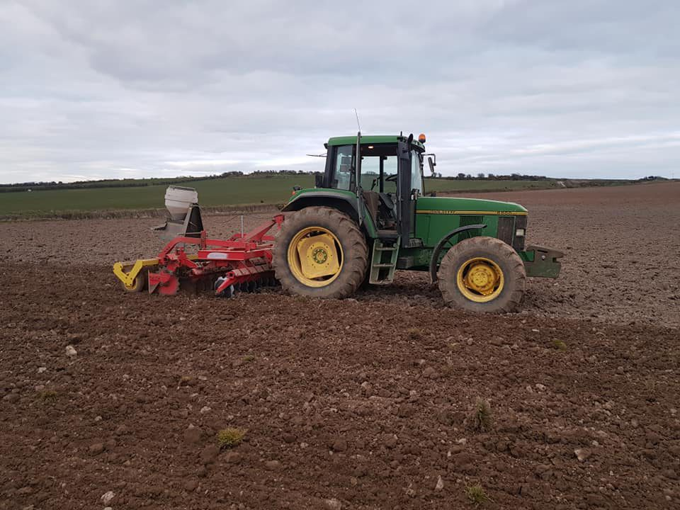 Tillage Focus: Maize contracts, direct drilling and cover crops